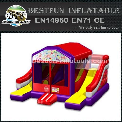 Dual Slide Bouncer Combo
