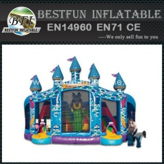 Inflatable Big Fun Activity Centre