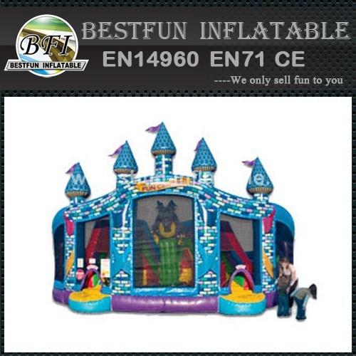 Inflatable Big Fun Activity Centre