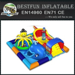 Inflatable Sea Park Jr Combo