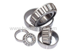 Single Row taper roller bearing for engine motors