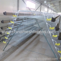 Industrial Battery Quail Laying Cage