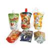 juice drink spout pouch bag