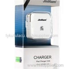 Ipad 5V 2.4A Charge JH-JC24