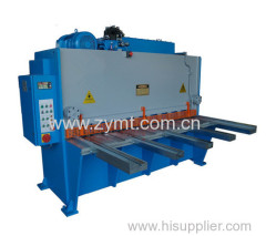 guillotine shear guillotine shearing machine