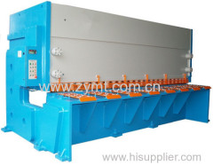 industrial guillotine cutting machine
