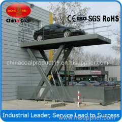 Hydraulic Scissor Welding Manual Car Lifter