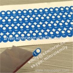 Security Self Destructive Vinyl Stickers for Warranty Screw Use
