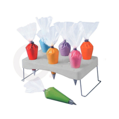 Plastic Cake Decorating bag holder