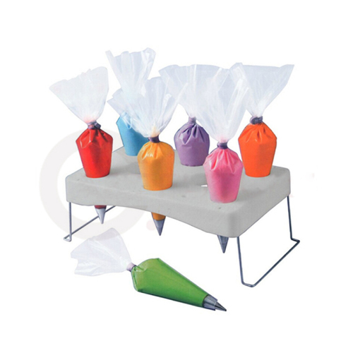 Plastic Cake Decorating bag holder