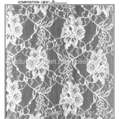 White Lace Fabric (R558)