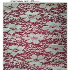 155cm Floral Design Lace Fabric (R224)