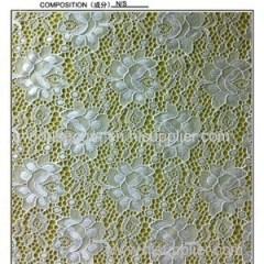 Elastic 155cm Lace Fabric (R2110)