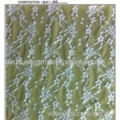 Elastic 135cm Lace Fabric (R2090)