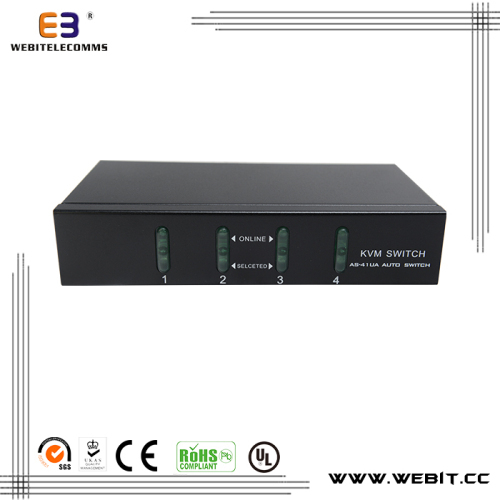 Desktop series 4 ports single VGA console