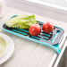 Multifunctional double-deck sink Dish Rack