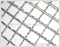 crimped style wire mesh screen