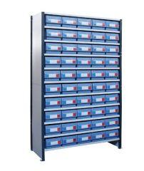 soluzioni di storage scaffalature filo a portata di mano