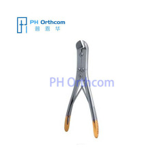 Wires Cutter Plate Mesh Cutter Surgical Instrument for Maxillofacial Neurosurgery and Veterinary Orthopedic Surgery