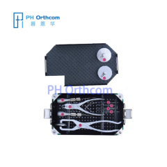 Titanium Mesh Instruments Set Orthopedic Maxillofacial Neurosurgery Instruments Set