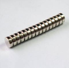 Высокое качество спеченные неодимовый магнит диск N42 D8X2 мм