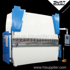 cnc hydraulic cutting and bending machine china manufacture