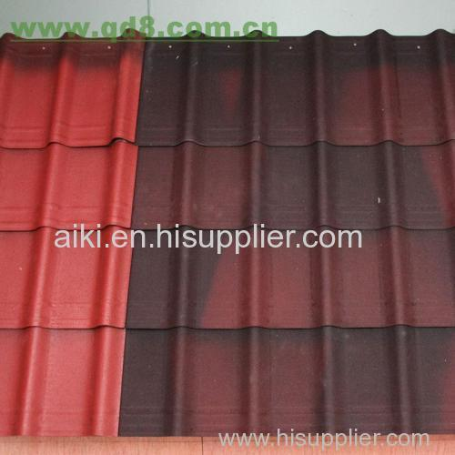 Bitumen Roof Sheet Corrugated 135 Manufacturer From China Qingdao Perfect Roof Co Ltd