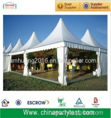 pagoda tent for exhibition party events