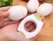 Plastic handy egg topper