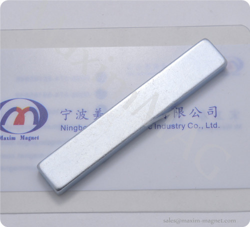 Neodymium rare earth block/bar/rectangular/square magnets