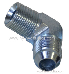 90° JIC male 74°/ longer NPT male Adapter 1JN9-LL