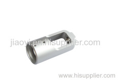 Precision machining aluminum Safety relief valve parts