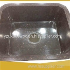 Quartz Composite Kitchen Undermount Sink