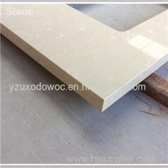 Solid Surface Quartz Engineered Stone Vanitytop