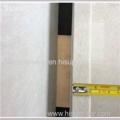 Prefabricated White Quartz Kitchen Artificial Stone Countertop