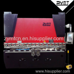cnc hydraulic plate bending machine