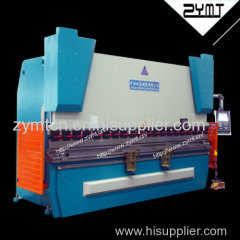 zymt cnc hydraulic metal work press brake
