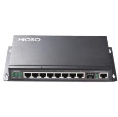 Gigabit POE Switch 8Port POE Switch