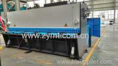 zymt cutting machine factory sale cutting machine guillotine cutting machine
