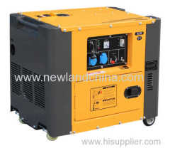 super silent air-cooled diesel generator