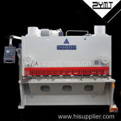 guillotine machine hydraulic guillotine machine guillotine shearing machine cutting machine