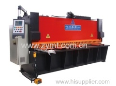 shearing machine cnc shearing machine guillotine shearing machine