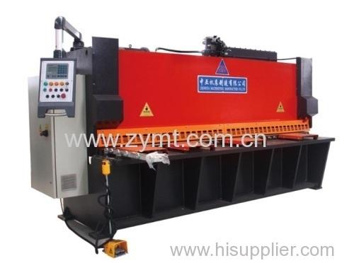 shearing machine cnc shearing machine guillotine shearing machine
