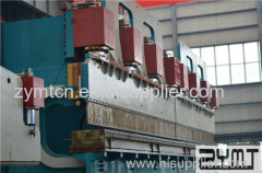 sheet metal fabrication press brake machine
