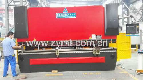 cnc bending machine sheet metal bending machine cnc brake press