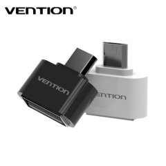 Vention Newest Hot Sale Micro USB OTG Cable Adapter
