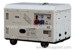 8.5kw super silent air-cooled diesel generator