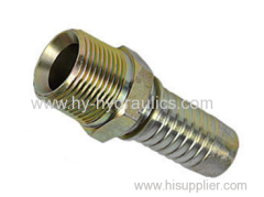 Metric hydraulic hose fittings hose crimping fittings 20611