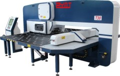 CNC turret punching machine /profile punching machine