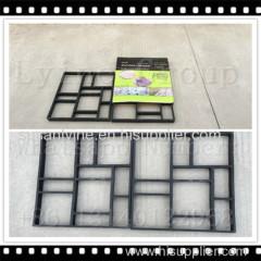 DIY pavement brick mould